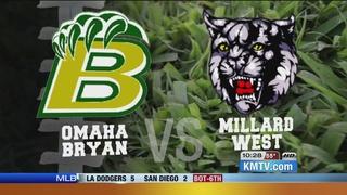 Millard West vs. Omaha Bryan