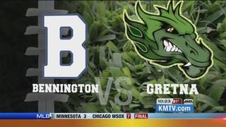 OSI Game Night: Gretna vs. Bennington