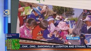 Westside teacher spreads joy to children in Peru