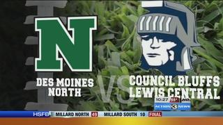 Des Moines North vs. Lewis Central