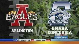 OSI Game Night: Omaha Concordia vs. Arlington