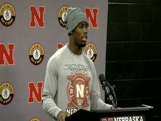 Kieron Williams post-game press conference