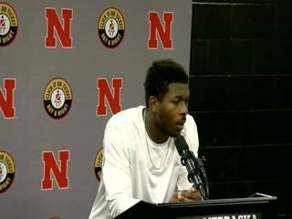 Tommy Armstrong, Jr. post-game press conference