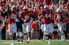 Nebraska hangs on to beat Purdue 27-14