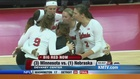Nebraska Volleyball Team Beats Minnesota