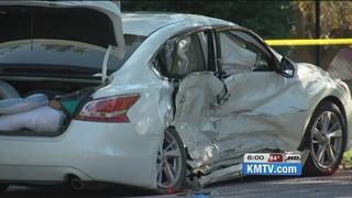 Children hurt in hit & run crash