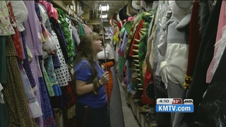 Rose Theater Rents Handmade Halloween Costumes