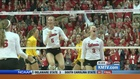 Three Huskers Earn Weekly Big Ten Honors