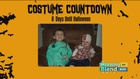 Costume Countdown 10/25/16