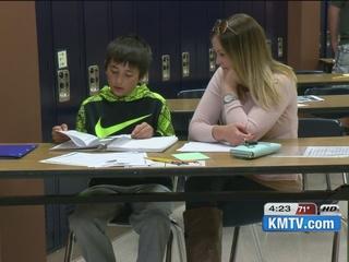 Students take over parent-teacher conferences