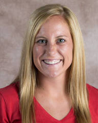 Huskers' Flynn CoSIDA Academic All-District Team