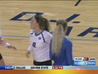 Creighton tops UNI in NCAA Tournament match