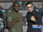 WATCH: Crawford vs Molina Jr. weigh-in