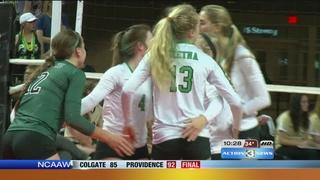 State Volleyball: Gretna vs. Northwest
