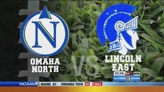 OSI Game Night: Lincoln East vs. Omaha North