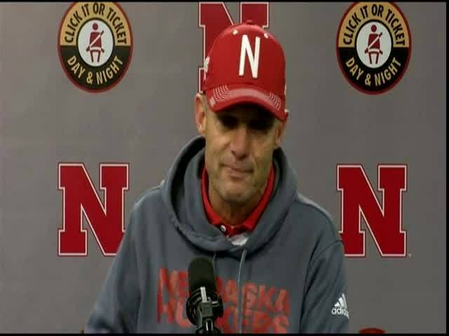 Nebraska fires Mike Riley after three seasons in Lincoln