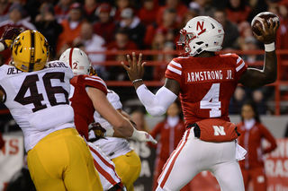Former Huskers earn free agent deals