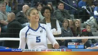 Creighton Volleyball Wins 17th Straight Match