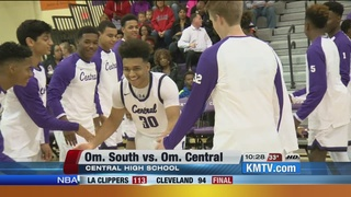 Omaha South Survives, Beats Omaha Central in OT