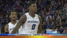 CU Men's Basketball Stays Unbeaten, Beats Akron