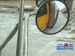Inclement weather causes activity cancellations