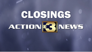 LIST: Closings/late school starts in the Metro