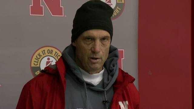 Nebraska suspends Nate Gerry for Music City Bowl against Tennessee