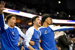 Creighton basketball ranks No. 5 in attendance