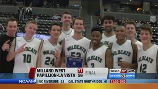 Millard West Wins 1st Metro Holiday Tournament