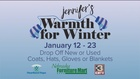 Jennifer's Warmth For Winter 1/11/17
