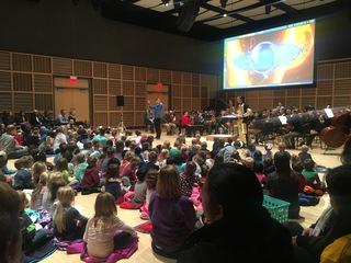 Omaha Symphony teaches music through space theme