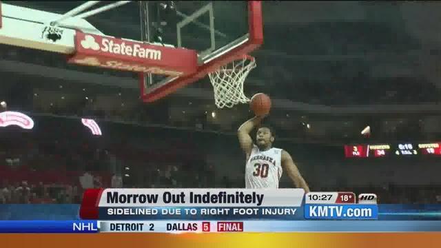 Nebraska men's basketball falls to MI