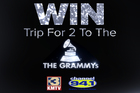 Win a trip to the 2017 Grammys