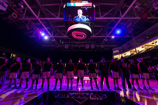 UNO women's basketball blows past Denver 100-78