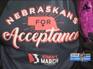 Women's March events planned in Omaha
