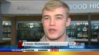 Nichelson Named Gatorade Nebraska Player of Year