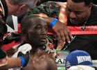 Crawford wins in 10th, remains undefeated