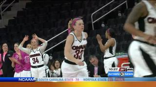 UNO Women's Hoops Handles Fort Wayne