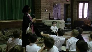 Bringing Black History to life for area students