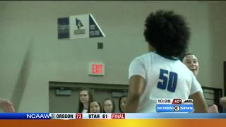 CU Women Beat Seton Hall For 5th Straight Win