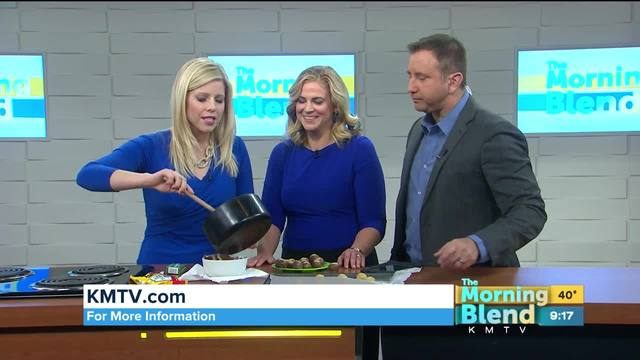 Kmtv Morning Anchor Emily Szink Shares Her Buckeye Recipe On The