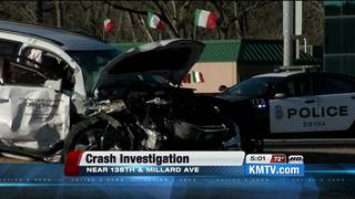 Drivers identified in Millard crash