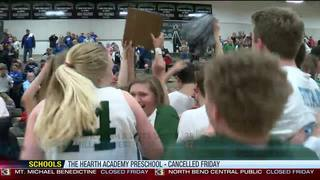 Millard West Girls Advance To State