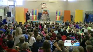 Fremont childrens author's book becomes play