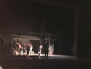 Behind the scenes at Jersey Boys at the Orpheum