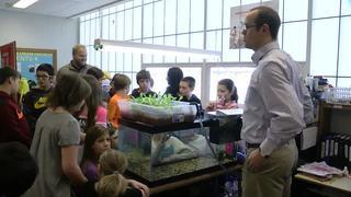 In the Classroom: Ralston's Fish Lesson