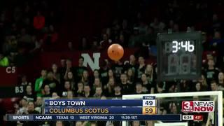 Scotus Rallies To Beat Boys Town