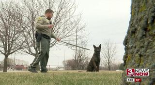 K-9 officer named after fallen Omaha officer