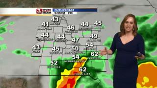 More Rain Chances Next Week