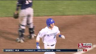 Creighton evens series against UC Davis